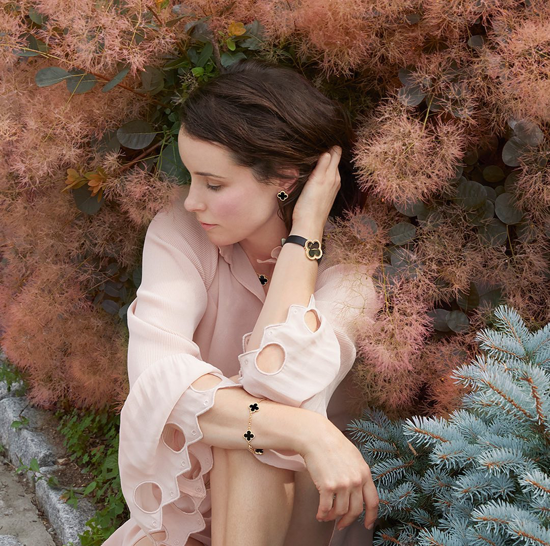 Van Cleef and Aprels Alhambra campaign