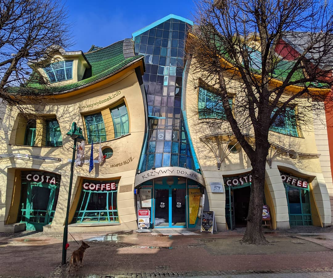 Surreal Architecture in Poland