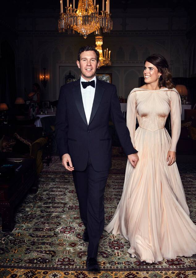 Princess Eugenie Is Pregnant — A Lesson in Past Royal Maternity Style