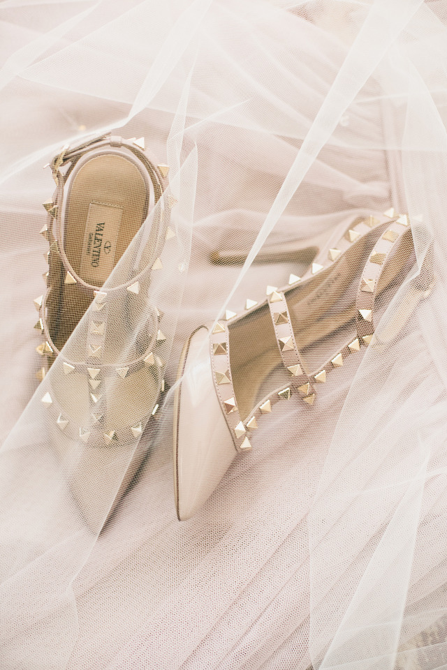 Valentino Rockstud it shoes - wedding chicks