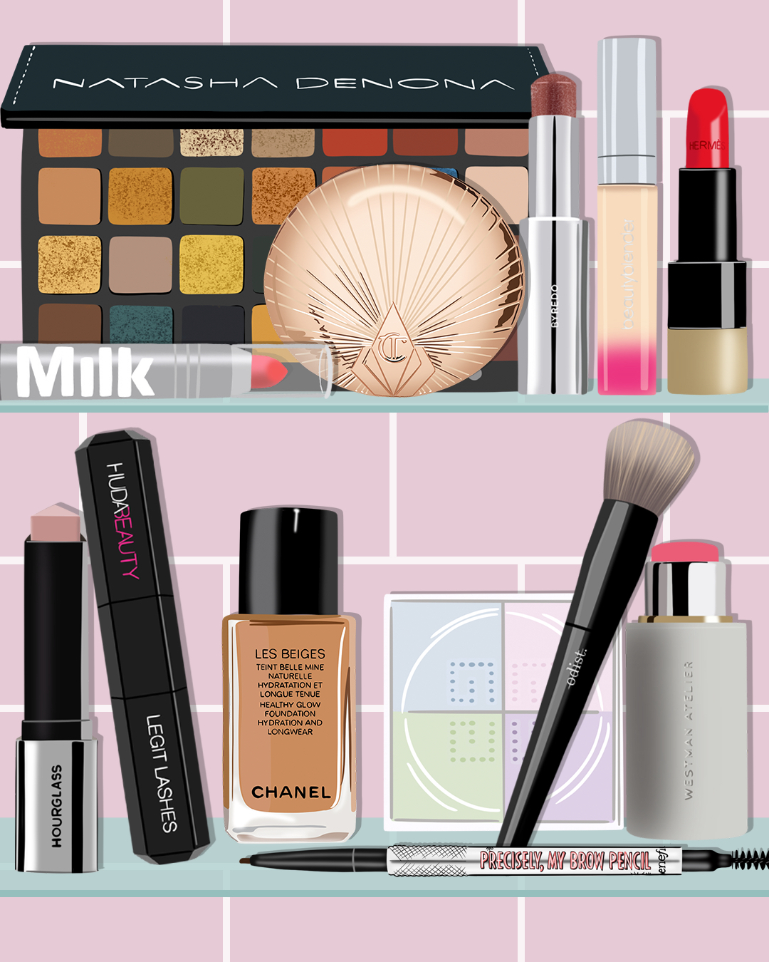 Savoir Flair Best of Beauty 2020 Makeup