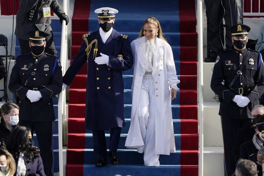 The Powerful Meaning Behind All the Fashion at the Inauguration