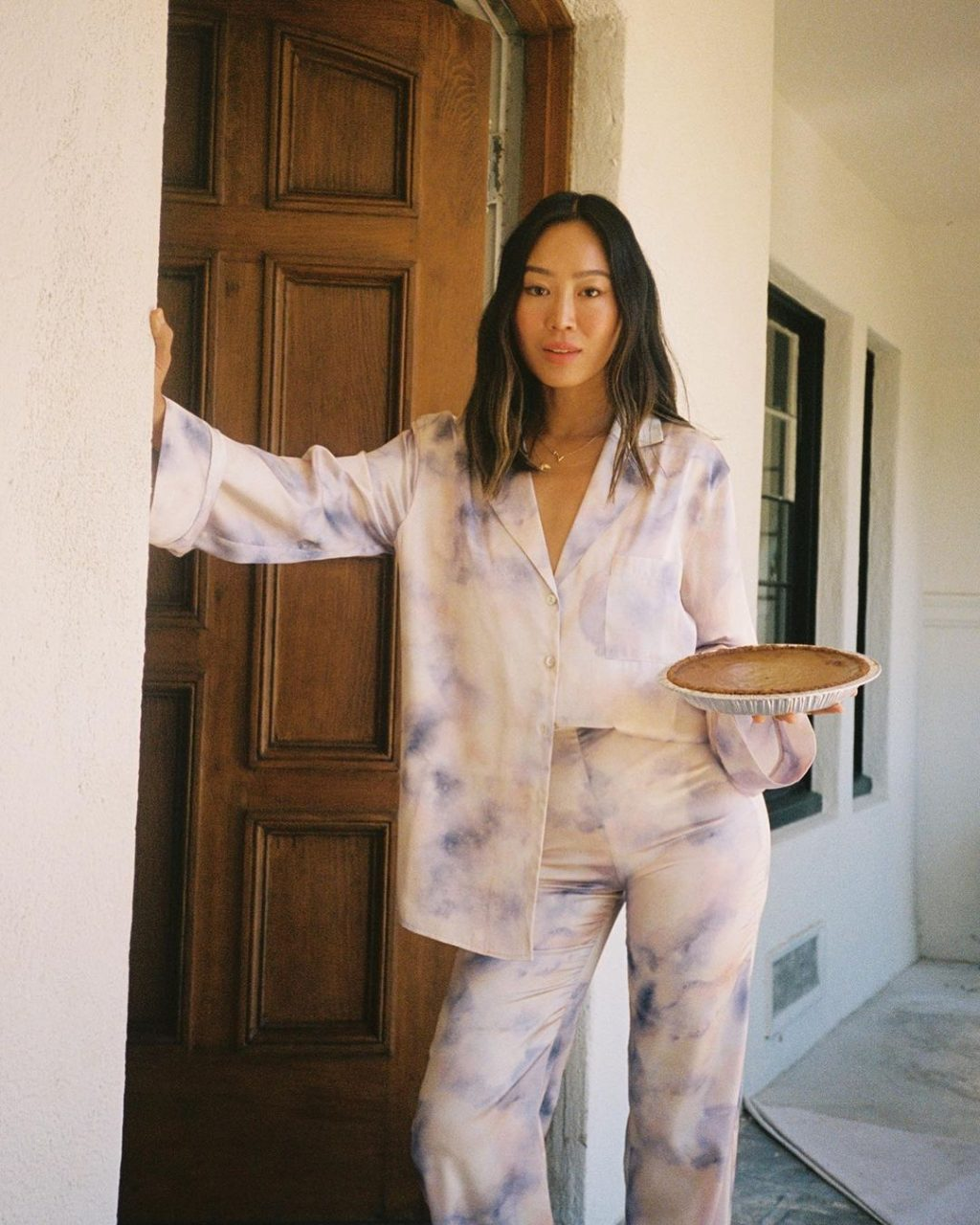 Tie-Dye Is Back, and This Time It's Taking Over Your Loungewear