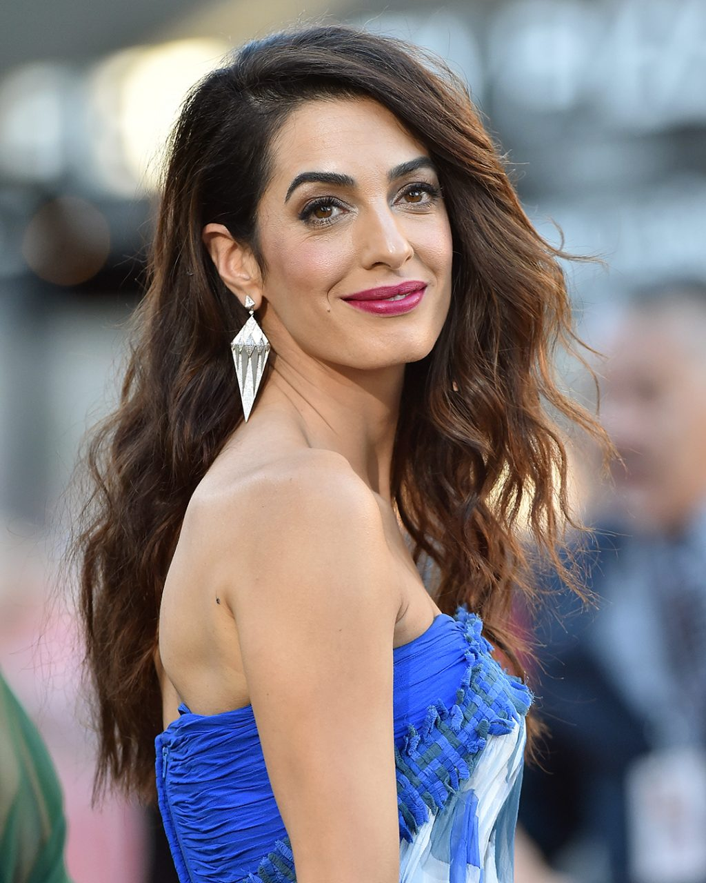 Amal Clooney: Human Rights Lawyer and Statuesque Style Icon