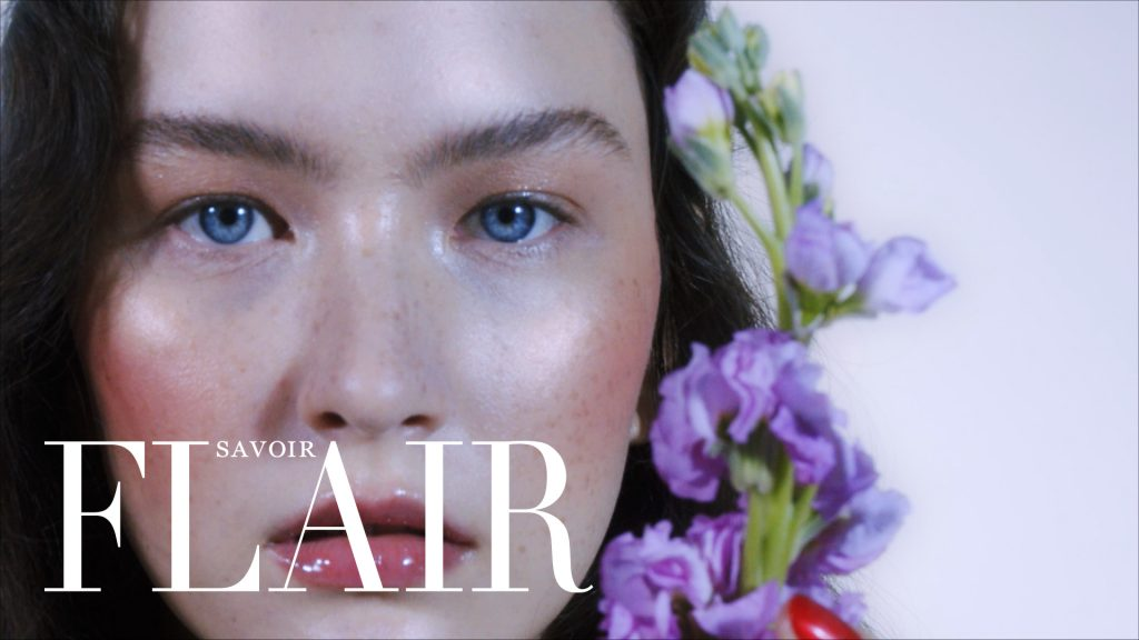 Chanel Beauty and Floral Art Collide in Savoir Flair's New Video Editorial