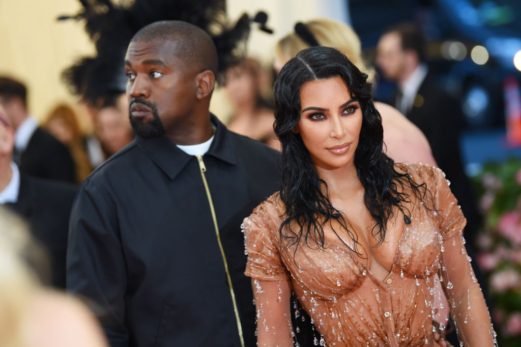 Extra Extra: Kim Kardashian Officially Files for Divorce from Kanye West