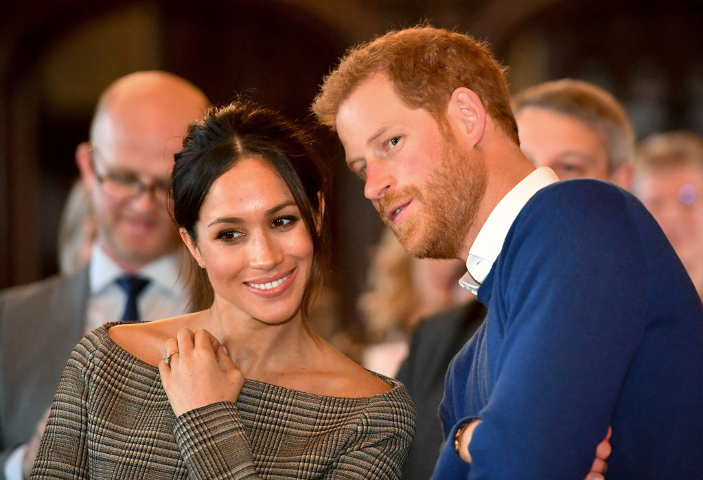 Meghan Markle Second Baby