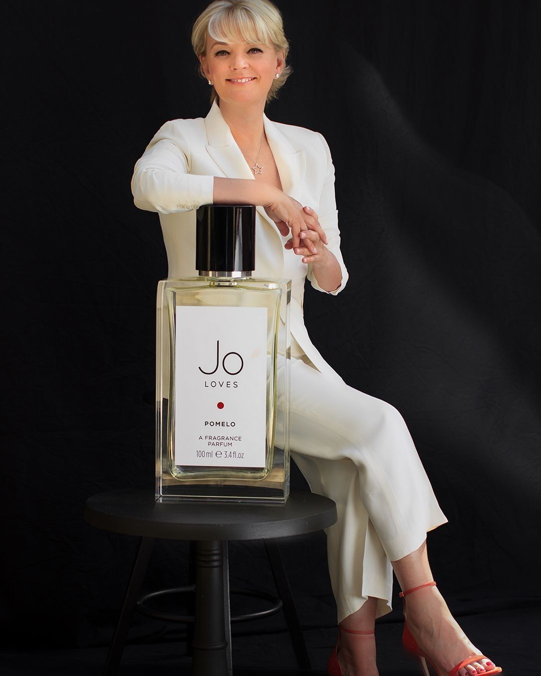 jo malone dubai interview