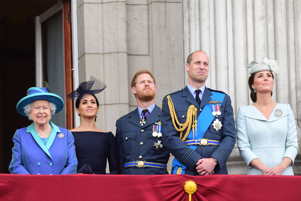 ICYMI: Prince William and the Queen Broke with Protocol to Respond to