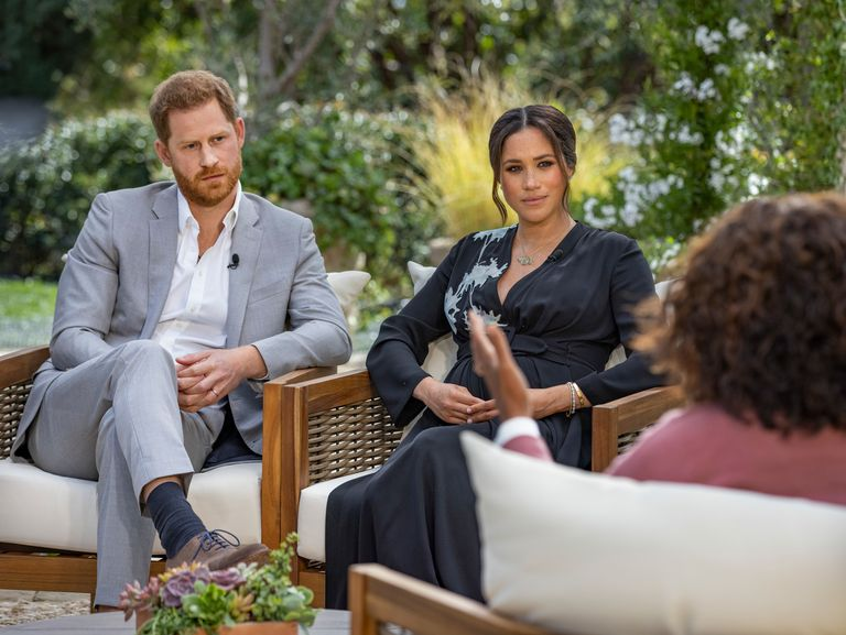 The Third Trailer for the Meghan and Harry Interview Has Dropped, and It's Explosive