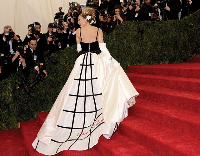 In Honor of Oscar De La Renta: A Look Back at the Legendary Designer'S Best Red Carpet Moments
