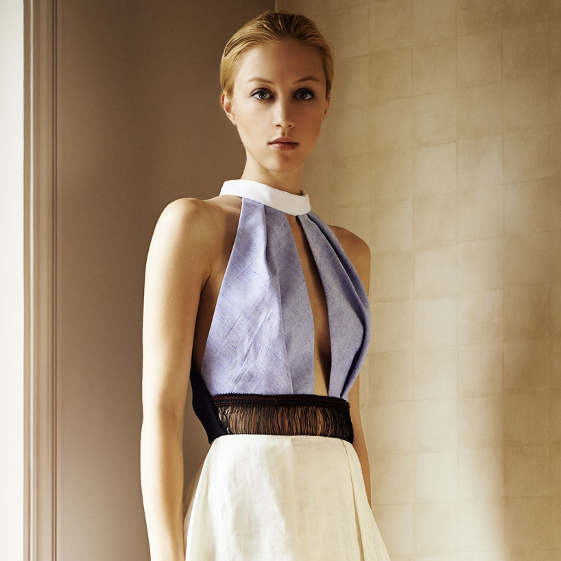 Exclusive First Look: Sarah Baadarani Spring/Summer 2015