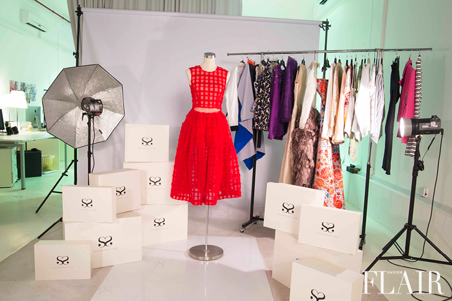 Fashion HQ: Inside the Symphony Style Showroom
