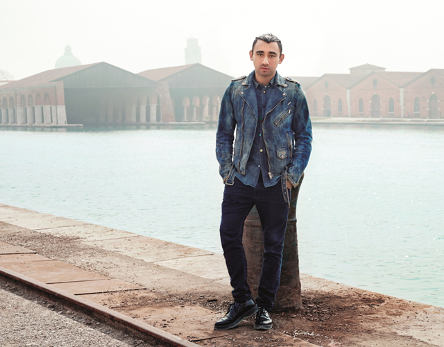 Into the Blue: An Interview with Nicola Formichetti