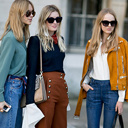 The Street Style Looks Worth Obsessing Over from Fall 2015 Paris Fashion Week