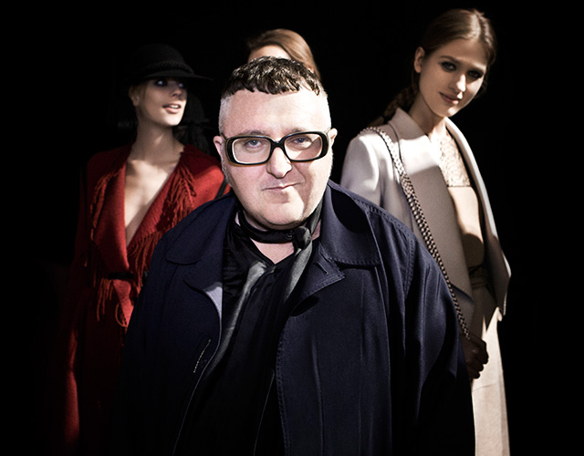 Exclusive: Lanvin's Alber Elbaz Unveils Designs Made for the Middle East