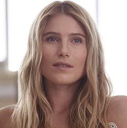 Dree Hemingway on Chloé, Beauty Secrets, and Why She Never Washes Her Face with Water