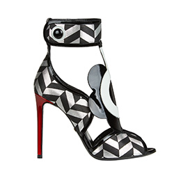 Turn Heads in Nicholas Kirkwood's Mod Statement Shoes