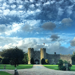 Jessica Kahawaty's Instagram Has Us Dreaming of Amberley Castle