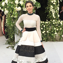 "What the Middle East's ""It"" Girls Wore to This Summer's Weddings"