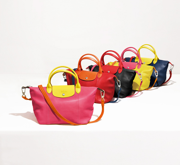 Longchamp Launches Bespoke Bag Service