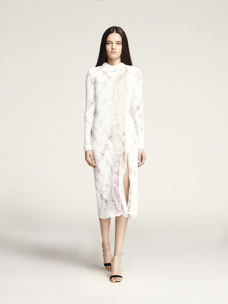 Exclusive First Look: Sarah Baadarani Fall/Winter 2014 Collection