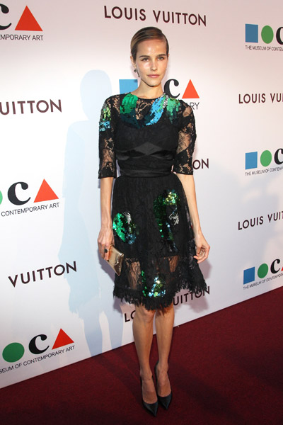Style Watch: Alexa Chung, Isabel Lucas, and More