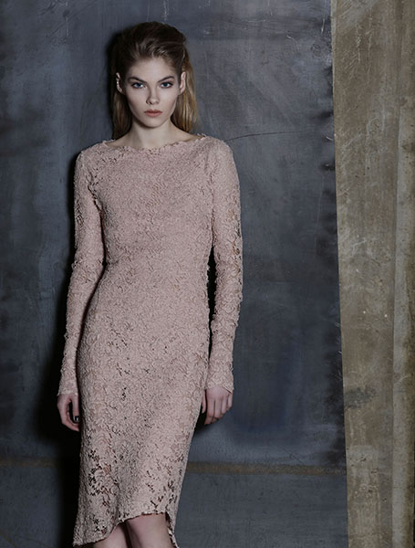 Exclusive First Look: Caroline Seikaly Fall/ Winter 2014 Collection