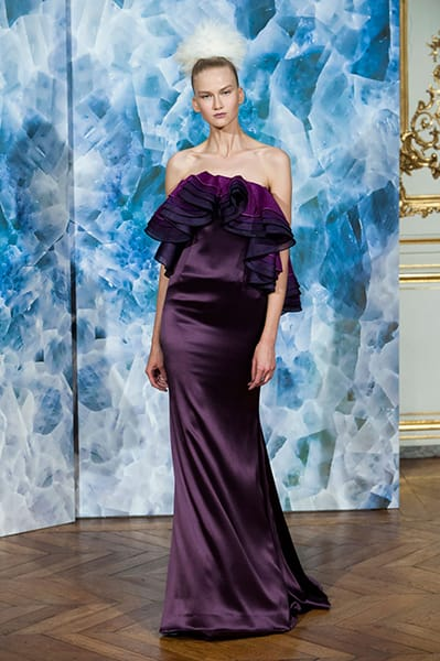 Paris Fashion Week Coverage: Alexis Mabille Fall 2014 Couture