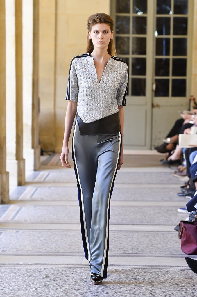 Paris Fashion Week Coverage: Bouchra Jarrar Fall 2014 Couture