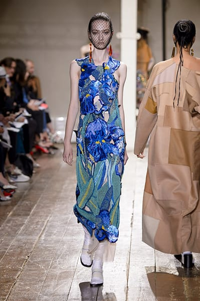 Paris Fashion Week Coverage: Maison Martin Margiela Fall 2014 Couture