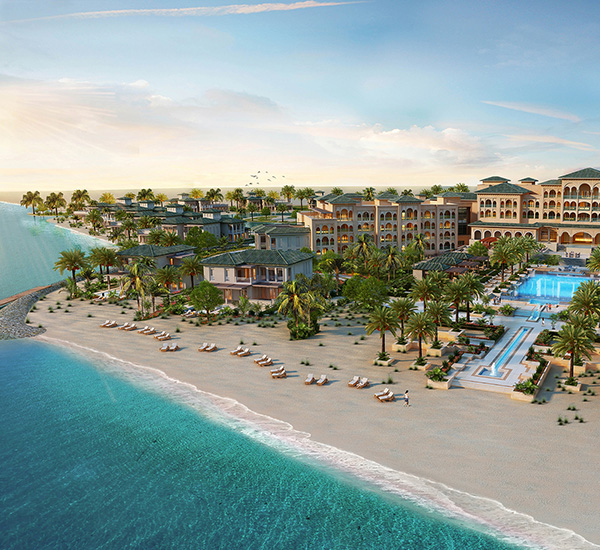 One&Only Resort to Open in Bahrain