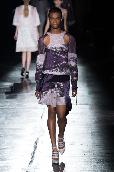 New York Fashion Week Coverage: Prabal Gurung Spring 2015 Collection