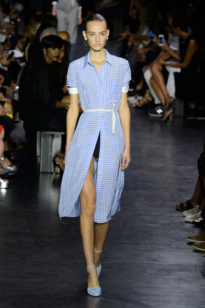 New York Fashion Week Coverage: Altuzarra Spring 2015 Collection