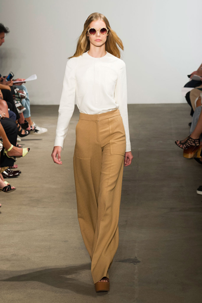 New York Fashion Week Coverage: Derek Lam Spring 2015 Collection