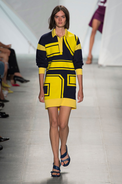 New York Fashion Week Coverage: Lacoste Spring 2015 Collection