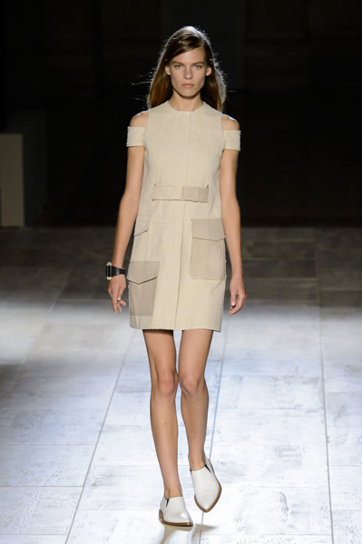 New York Fashion Week Coverage: Victoria Beckham Spring 2015 Collection