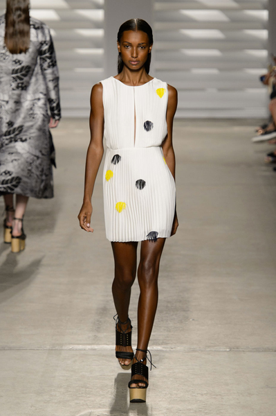 New York Fashion Week Coverage: Thakoon Spring 2015 Collection
