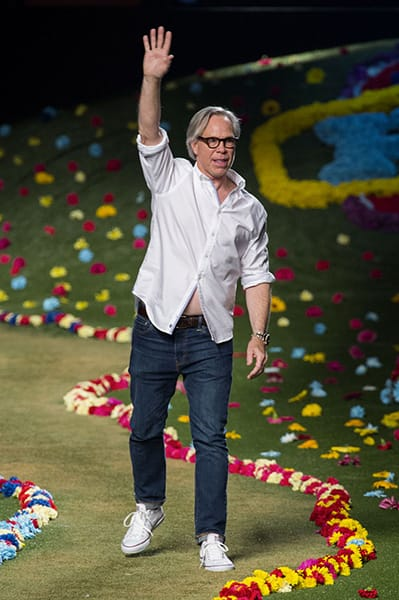 New York Fashion Week Coverage: Tommy Hilfiger Spring 2015 Collection
