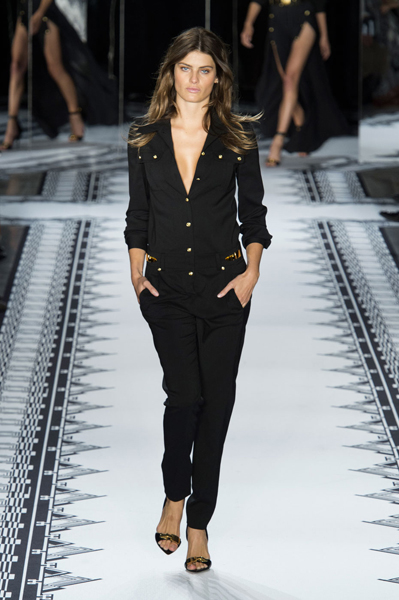 New York Fashion Week Coverage: Versus Spring 2015 Collection