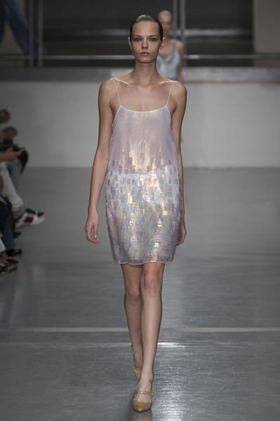 London Fashion Week Coverage: Richard Nicoll Spring 2015 Collection