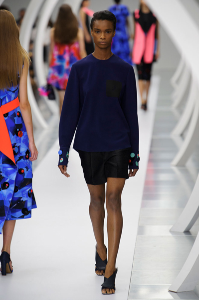 London Fashion Week Coverage: Roksanda Ilincic Spring 2015 Collection