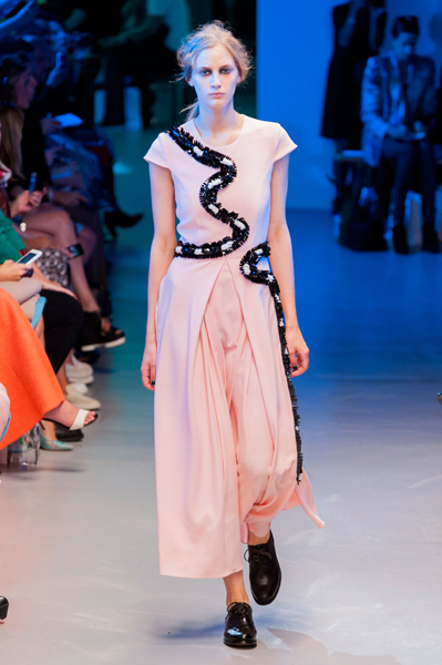 London Fashion Week Coverage: Giles Spring 2015 Collection