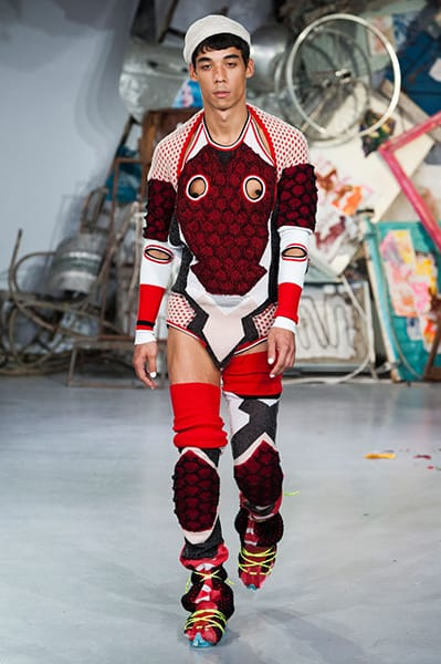 London Fashion Week Coverage: Meadham Kirchhoff Spring 2015 Collection