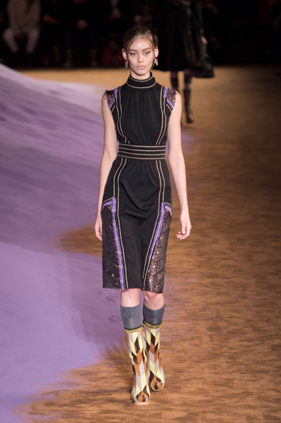 Milan Fashion Week Coverage: Prada Spring 2015 Collection