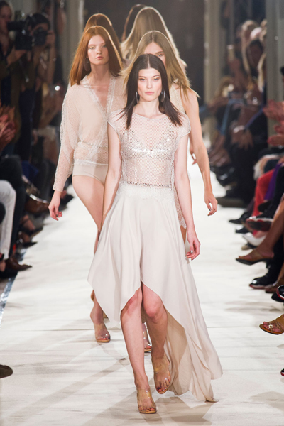 Paris Fashion Week Coverage: Alexis Mabille Spring 2015 Collection
