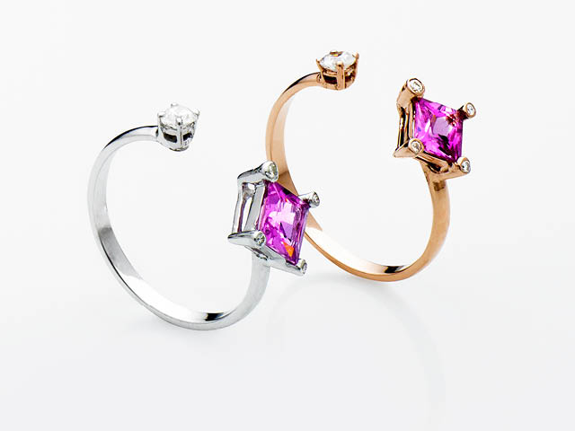 Exclusive First Look: The O Jewelry 'In The Pink' Collection
