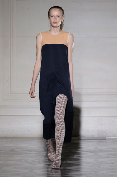 Paris Fashion Week Coverage: Maison Martin Margiela Spring 2015 Collection