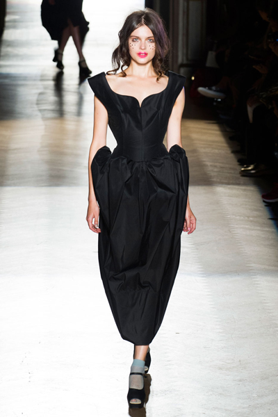 Paris Fashion Week Coverage: Vivienne Westwood Spring 2015 Collection