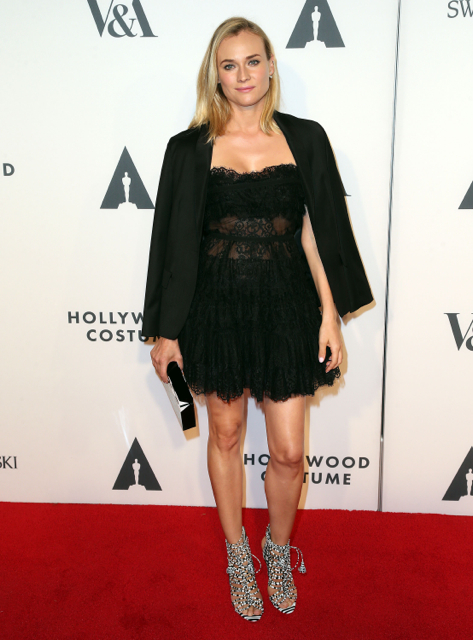Style Watch: Alexa Chung, Diane Kruger, and more